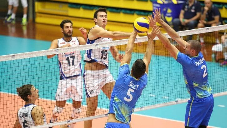 Volley: l'Italia cede all'Australia in cinque set