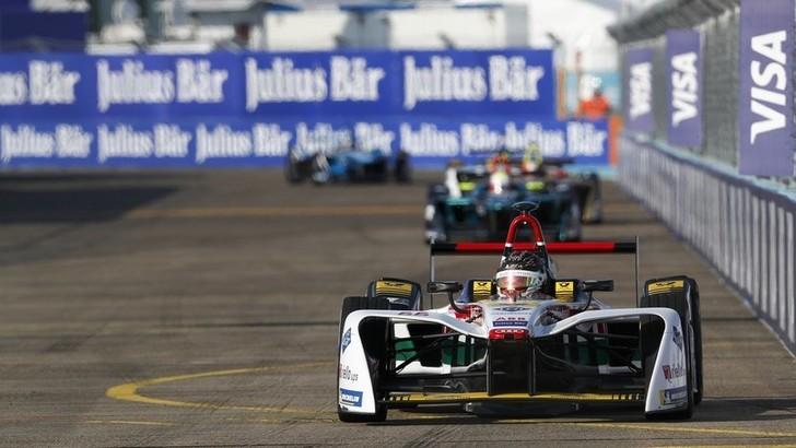 Formula E Berlino, doppietta Audi con Abt e Di Grassi