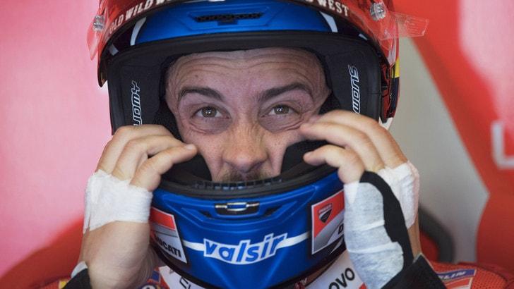 MotoGp Francia, Dovizioso: «Ho fatto un errore non da me»