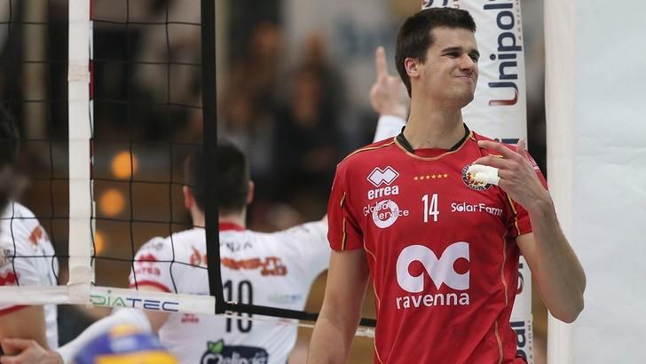 Volley: a Castellana Grotte arriva l'opposto brasiliano Buiatti