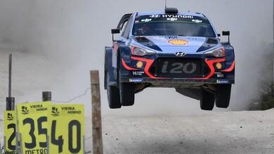 Rally del Portogallo, Thierry Neuville vince e conquista la vetta della classifica
