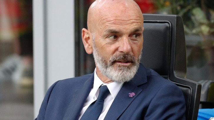 Serie A Fiorentina, Pioli: «Dispiace aver perso le ultime due partite»