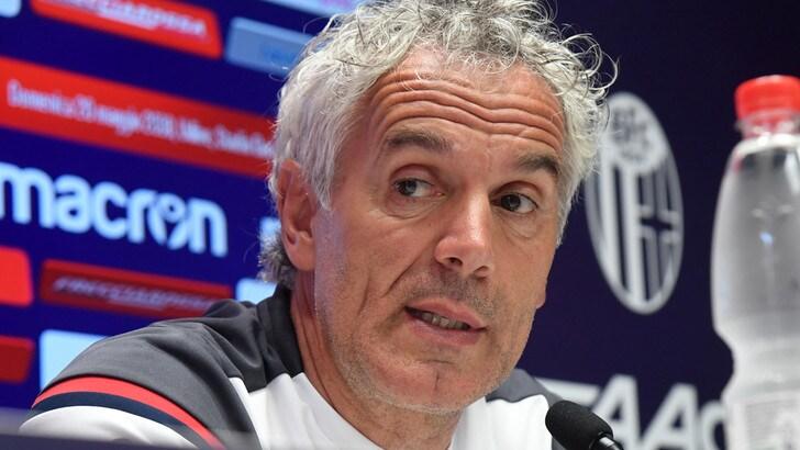 Serie A Bologna, Donadoni: «Con la salvezza abbiamo smesso di far punti»