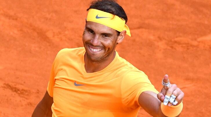 Roland Garros, Nadal re delle quote