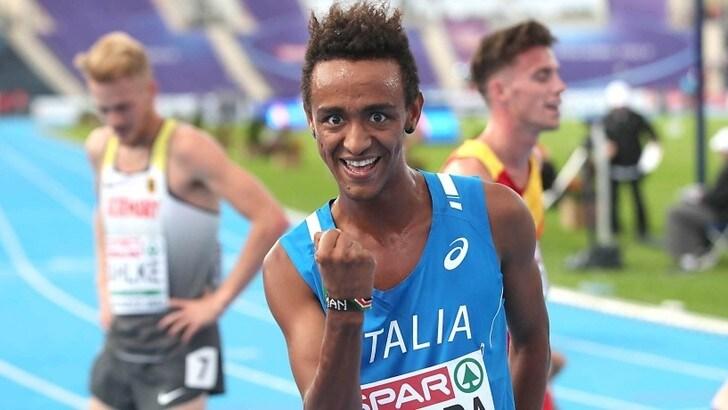 E' record italiano u.23 per Yeman Crippa sui 10.000: 27:44.21