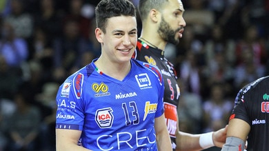 Volley: Superlega, ora è ufficiale: Grebennikov è il libero di Trento