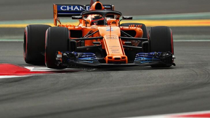 F1 McLaren, Latifi investe 230 milioni nel team