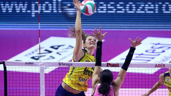 Volley: A1 Femminile, Brescia ingaggia Anna Nicoletti