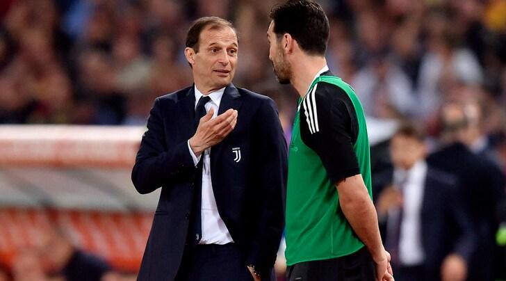 Brio: «Buffon? Ok continuare, ma non cadere nel ridicolo. Allegri dovrebbe andare via»