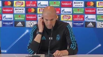 "Zidane: ""Salah per Ronaldo? Scelgo Cristiano"""