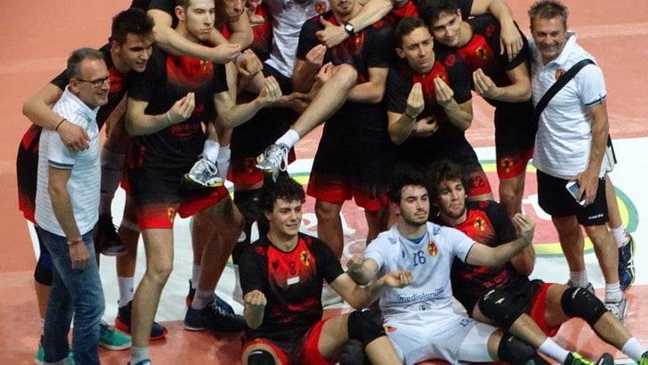 Volley: Junior League, all'Eurosole giovedì scattano la Final Eight