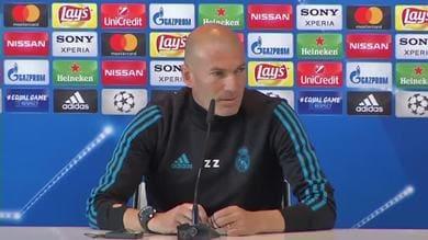 """Zidane: """"Klopp? È un grande allenatore"""""""