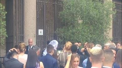 Matrimonio Pellegrini, ecco il sì