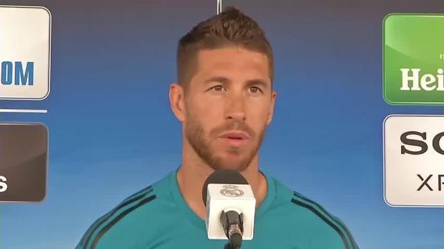 """Sergio Ramos: """"Contro il Liverpool come la Roma del ritorno"""""""