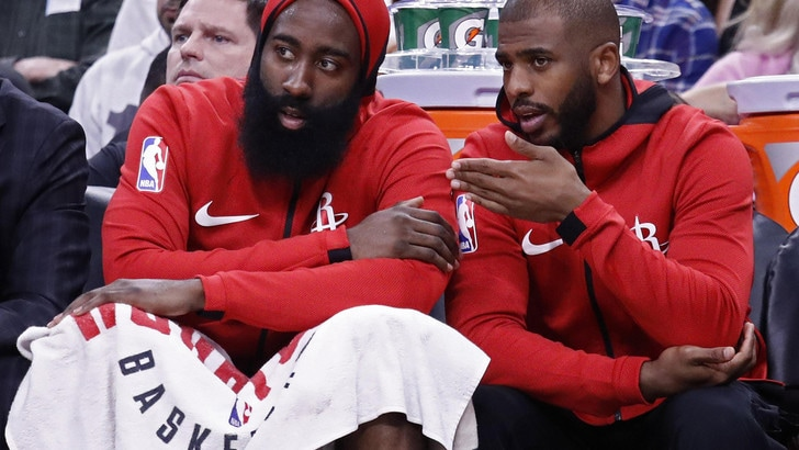 Harden gela Golden State, Houston pareggia