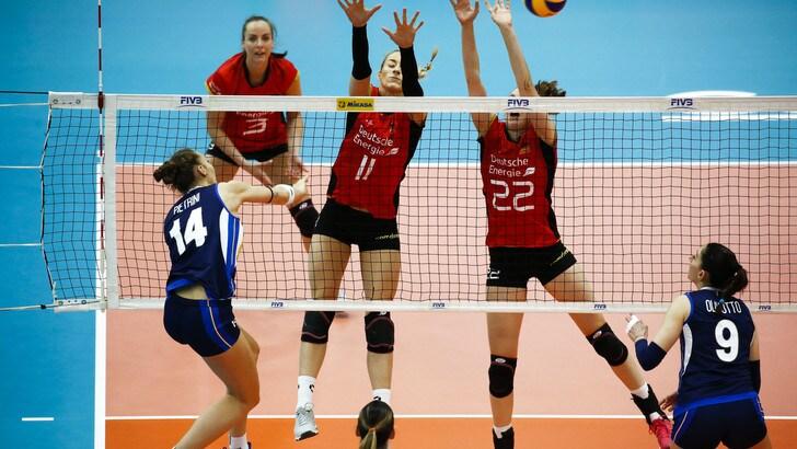 Volley: Volleyball Nations League, l'Italia centra il primo successo