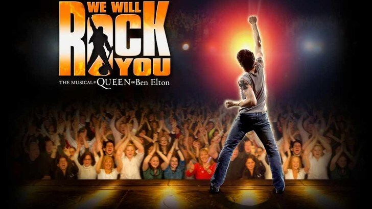 We Will Rock You, lo show torna in Italia