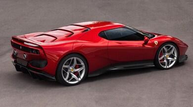 Ferrari SP38, la 488 GTB diventa un pezzo unico