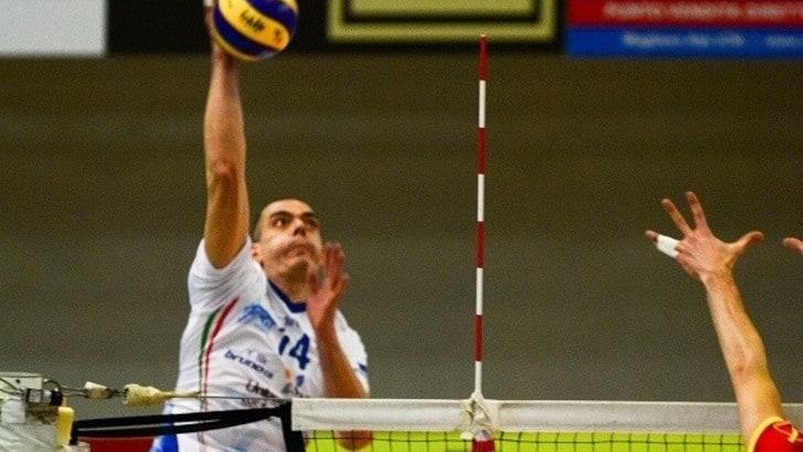 Volley: A2 Maschile, Paoletti, bomber del campionato a Potenza Picena