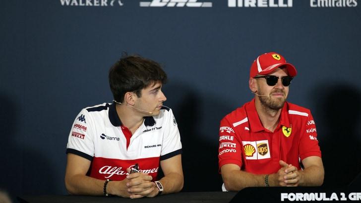 F1 Monaco, Leclerc: «Speriamo di ottenere un buon risultato»