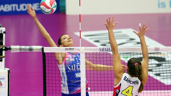 Pallavolo Femminile Bagno A Ripoli : Under le ragazze dell euroripoli volley campionesse provinciali