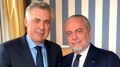 Ufficiale, Ancelotti è il nuovo allenatore del Napoli