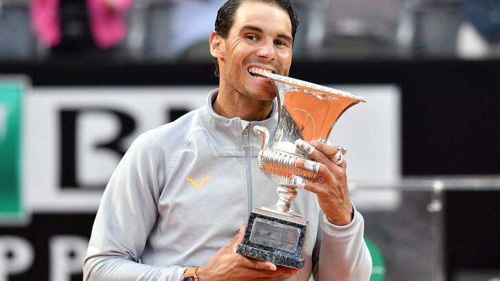 Tennis, Nadal favorito anche al Roland Garros