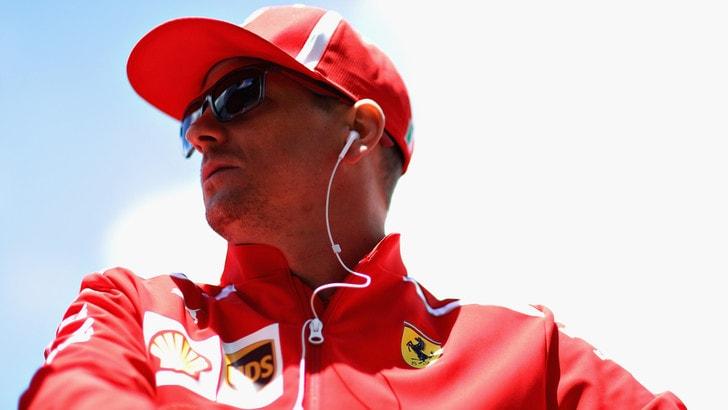 F1 Monaco, Raikkonen: «Su questa pista può succedere di tutto»