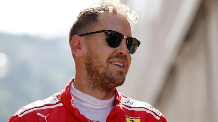F1 Monaco, Vettel: «Credo che sia stata una giornata discreta»