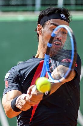 Open Ginevra: Fognini in semifinale