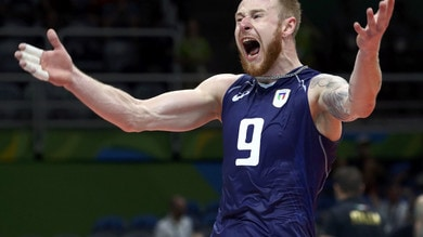 Volley: Volleyball Nations League, Zaytsev lancia l'Italia