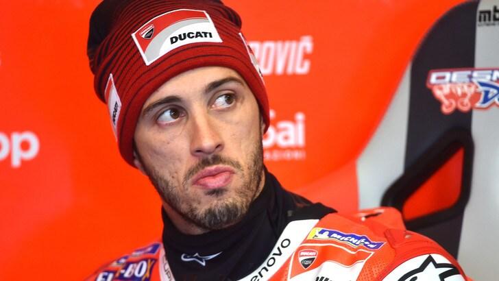 MotoGp Ducati, Dovizioso: «Tra Petrucci e Miller non mi cambia niente»