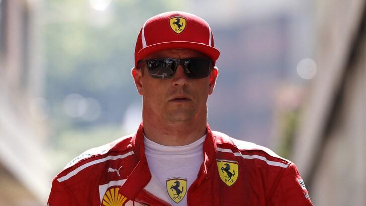 F1 Monaco, Raikkonen: «Il feeling non era male»