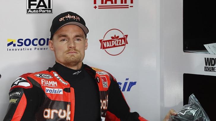 Superbike Ducati, Davies: «A Donington voglio la prima vittoria»