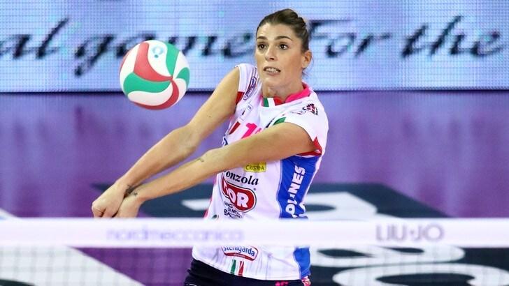 Volley: inossidabile Piccinini ancora una stagione a Novara