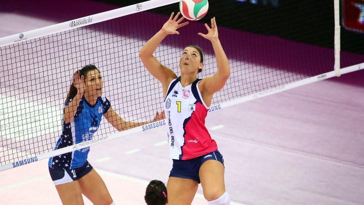 Volley: A1 Femminile, Carlini è la nuova regista di Novara