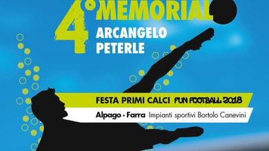 """Un weekend con il """"4° Memorial Arcangelo Peterle"""""""