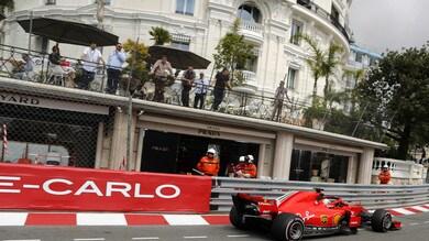 F1, Gp Monaco diretta qualifiche ore 15