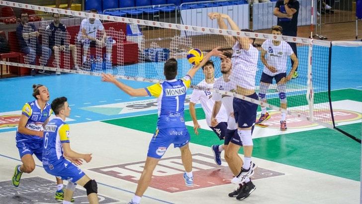 Volley: Junior League, chiusa la fase a gironi, domani le semifinali