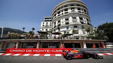 F1 Monaco, Libere 3: nuovo record di Ricciardo, Vettel 3°