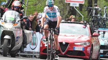 Giro, Fanini: «Froome? Qui non avrebbe dovuto esserci»