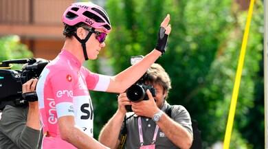 Giro d'Italia, Froome resta in rosa e ipoteca la vittoria finale