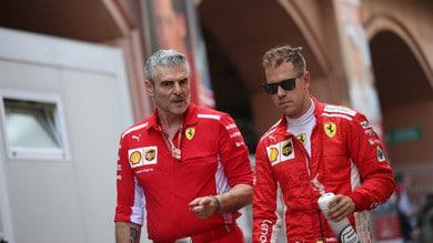 F1 Monaco, Vettel: «Ci aspettavamo una Red Bull così forte qui»