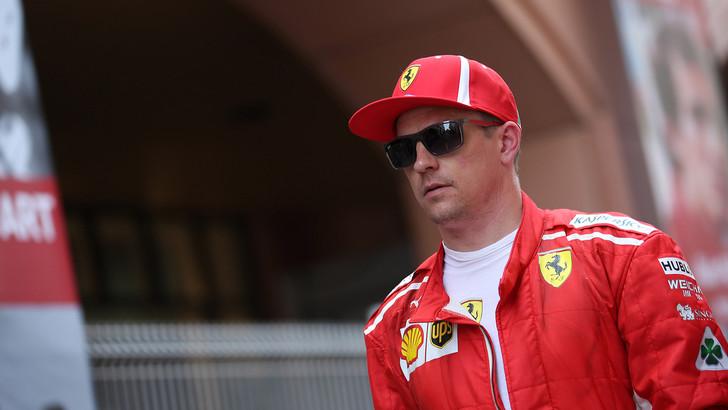 F1 Monaco, Raikkonen: «Problemi alle gomme, ci aspettavamo di più»