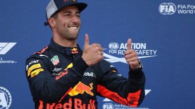 F1 Monaco, Ricciardo è carico a mille: «Ho il fuoco dentro»