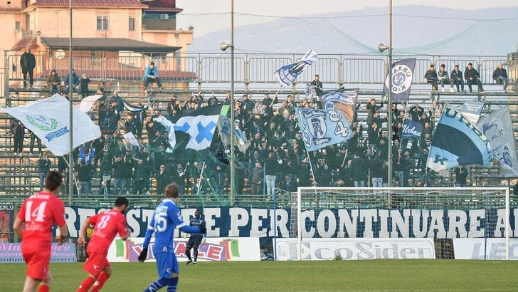 Serie C, Paganese-Racing Fondi 2-1: Scarpa spinge i laziali in D