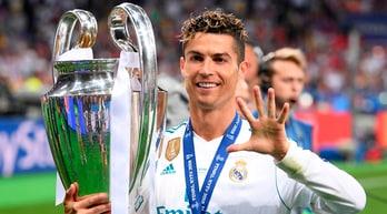 Clamoroso Cristiano Ronaldo: «È stato bello giocare nel Real Madrid»