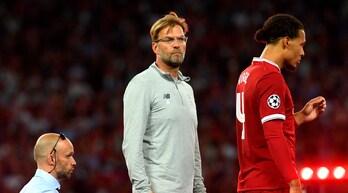 Liverpool, Klopp: «L'infortunio di Salah è serio, Mondiale a rischio»