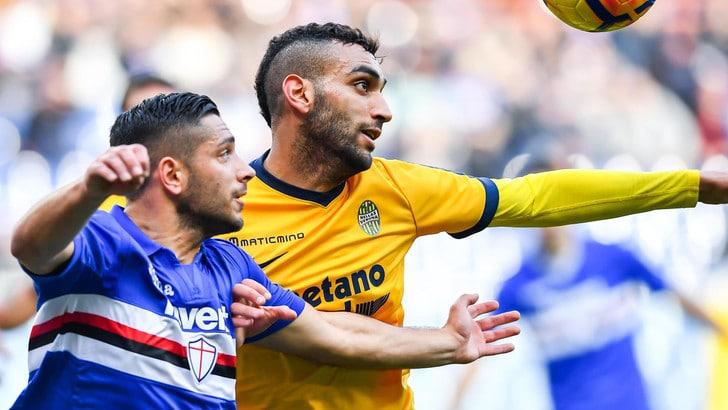 Calciomercato Sampdoria, c'è Fares per la fascia sinistra