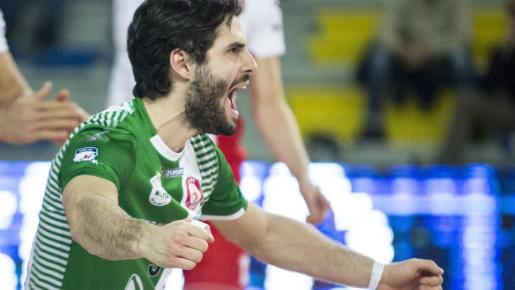 Volley: Superlega, Sora si riprende il libero Bonami